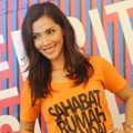Nadia Mulya di Acara Celebrity for Charity