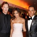 Benedict Cumberbatch, Nicole Scherzinger dan Lewis Hamilton di GQ Men of The Year Awards 2014
