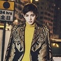 Ji Chang Wook di Majalah BNT International 2014