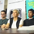 NOAH Gelar Press Conference Video Klip 'Hero'