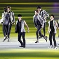 Penampilan EXO di Pembukaan Asian Games Incheon 2014