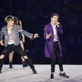 JYJ Tampil Nyanyikan Lagu Tema Asian Games Incheon 2014