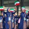 Kontingen Iran di Opening Ceremony Asian Games Incheon 2014