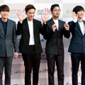 DickPunks di Red Carpet Hallyu Dream Festival 2014