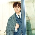 Roy Kim di Majalah 1st Look Vol.77
