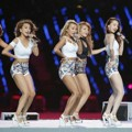 Sistar Tampil Nyanyikan 'Touch My Body' di Penutupan Asian Games Incheon 2014