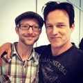 Jason Baldwin Bersama Stephen Moyer