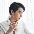 Joo Won di Majalah InStyle Korea Edisi September 2014