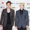 Fly to the Sky di Red Carpet Asia Song Festival 2014
