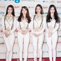 Girl's Day di Red Carpet Asia Song Festival 2014