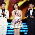 Henry, Puff Kuo Dream Girls dan Leeteuk Super Junior Menjadi Host Asia Song Festival 2014