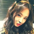 Yuri Girls' Generation Jadi Kucing Seksi di Pesta Halloween SM Entertainment