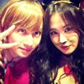 Heechul Super Junior dan Kwon Yuri Girls' Generation di Pesta Halloween SM Entertainment