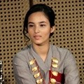 Chelsea Islan Hadiri Press Conference 'Indonesia Menari 2014'