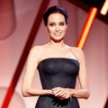 Angelina Jolie di Hollywood Film Awards 2014