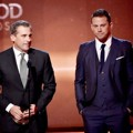 Steve Carell dan Channing Tatum Raih Piala Hollywood Ensemble Award