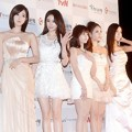 T-ara di Red Carpet APAN Star Awards 2014