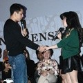 Kevin Julio dan Syahrini Saat Press Conference SCTV Awards