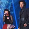 Kolaborasi Pia Utopia dan Virgoun Last Child di SCTV Awards 2014