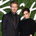 David dan Victoria Beckham Hadir di British Fashion Awards 2014