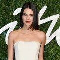 Kendall Jenner Hadir di British Fashion Awards 2014