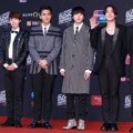 Winner di Red Carpet MAMA 2014