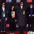 Epik High di Red Carpet MAMA 2014