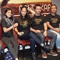 Pemutaran Perdana dan Press Conference Film 'Pendekar Tongkat Emas'