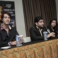 Press Conference Film 'Check in Bangkok'