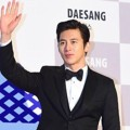 Ko Soo di Red Carpet Blue Dragon Awards 2014