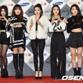 4Minute di Red Carpet SBS Gayo Daejun 2014