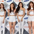 Kara di Red Carpet SBS Gayo Daejun 2014