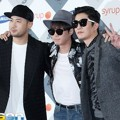 Epik High di Red Carpet SBS Gayo Daejun 2014