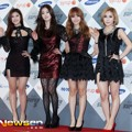 Secret di Red Carpet SBS Gayo Daejun 2014
