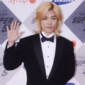 Kangnam M.I.B di Red Carpet SBS Gayo Daejun 2014