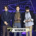 Winner Raih Piala Best Rookie
