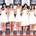 A Pink di Red Carpet KBS Gayo Daejun 2014