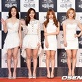 Secret di Red Carpet KBS Gayo Daejun 2014