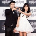 San E dan Raina di Red Carpet KBS Gayo Daejun 2014