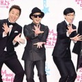 Para Pengisi Acara 'Infinity Challenge' di Red Carpet MBC Entertainment Awards 2014