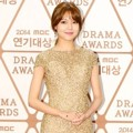 Sooyoung Girls' Generation di Red Carpet MBC Drama Awards 2014