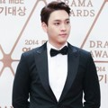Choi Tae Joon di Red Carpet MBC Drama Awards 2014