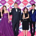 Pengisi Acara 'Starking' di Red Carpet SBS Entertainment Awards 2014