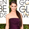Katie Holmes di Red Carpet Golden Globe Awards 2015