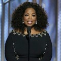 Oprah Winfrey di Golden Globe Awards 2015
