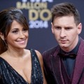 Lionel Messi Hadir di FIFA Ballon d'Or 2014