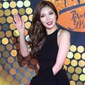 HyunA di Red Carpet Golden Disk Awards 2015
