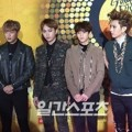 Beast di Red Carpet Golden Disk Awards 2015