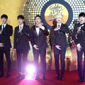 GOT7 di Red Carpet Golden Disk Awards 2015