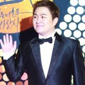Huh Gak di Red Carpet Golden Disk Awards 2015